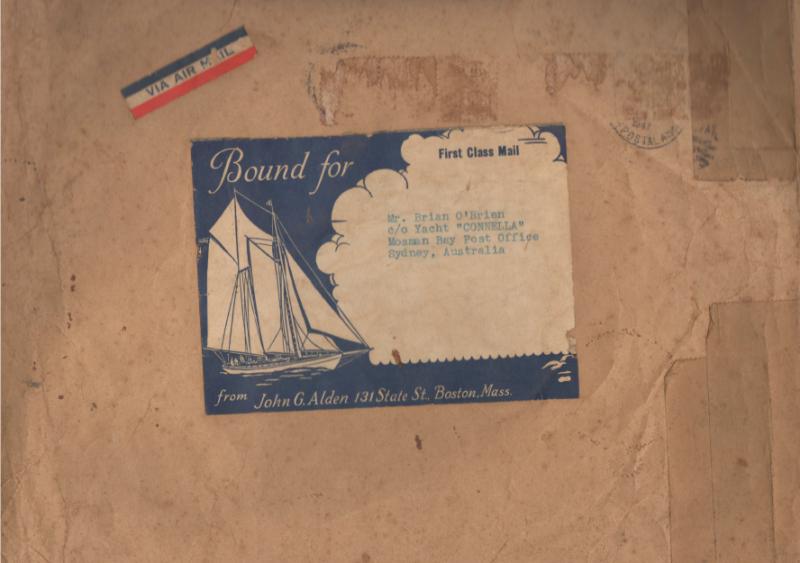 Alden envelope