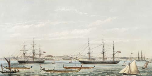 anniversary regatta 1862  B